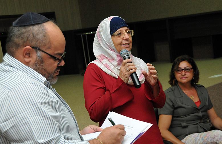 Objetivo foi debater sobre o respeito à diversidade religiosa a partir das situações de intolerância ocorridas no Estado. Foto: DPE/TO