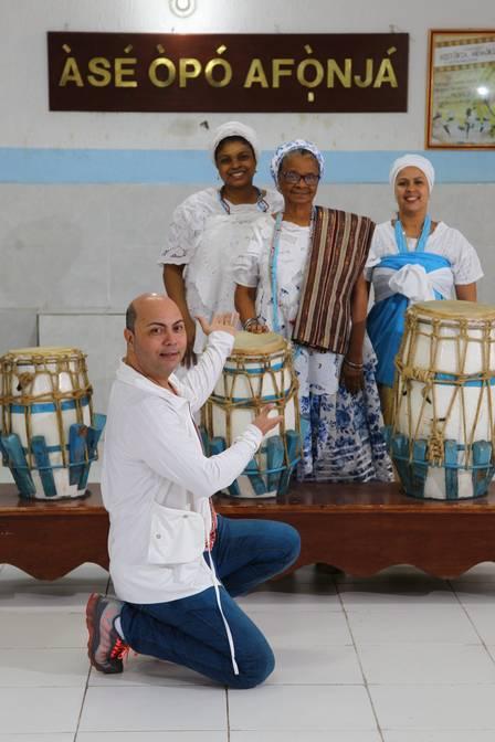 Sinopse será entregue para compositores no próximo dia 21 Foto: Cléber Júnior / Agência O Globo