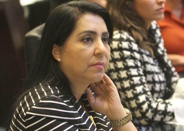 """Mara Lima: personagem """"Nara Lira"""" seria """"ofensa"""" (foto: Franklin de Freitas)"""