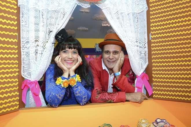 Elaine Buzato e Valter Silva - ALDO V. SILVA/ARQUIVO JCS