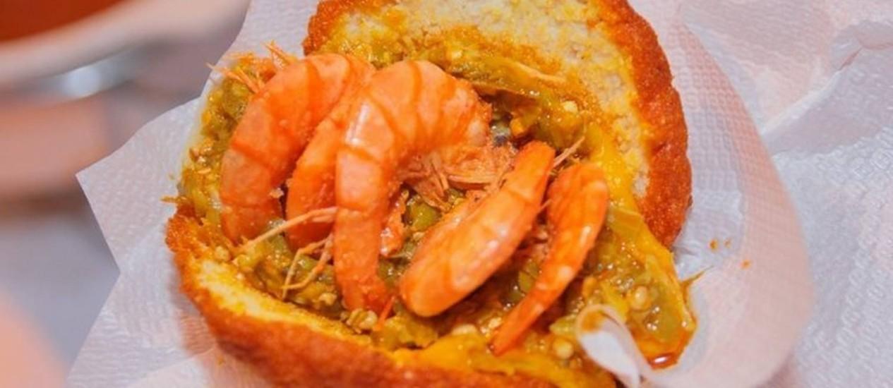 Ícone. Tradicional prato afro-brasileiro, o acarajé será lembrado - TynoCruz / Divulgação/Tyno Cruz