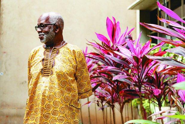 Mestre King, de 73 anos, ultrapassa os 50 anos de carreira na dança(Foto: Divulgação)