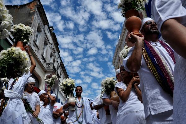 Uma das principais religiões brasileiras, o Candomblé foi excluído da Olimpíada pelo COI – Foto: EBC