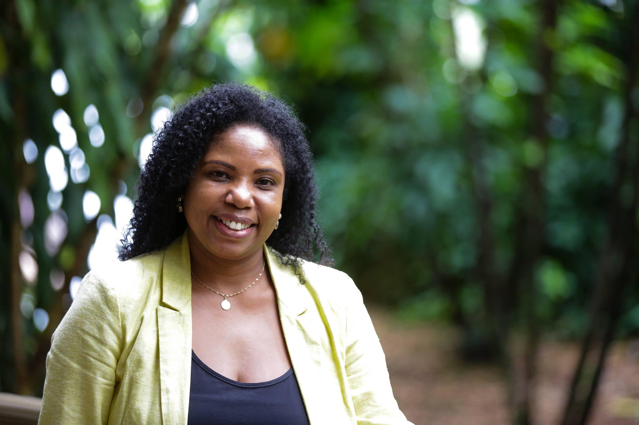 Cida Abreu, ativista do movimento negro e ex-presidente da Fundação Palmares – Foto: Reprodução/Facebook