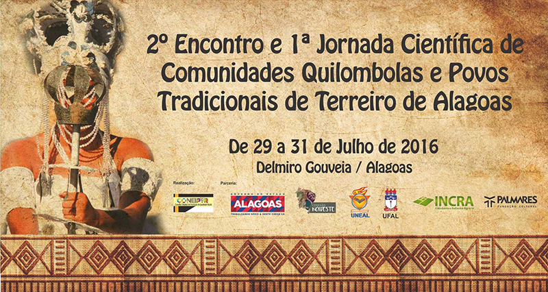 Assessoria Ufal sedia encontro científico sobre Quilombolas e povos de terreiros