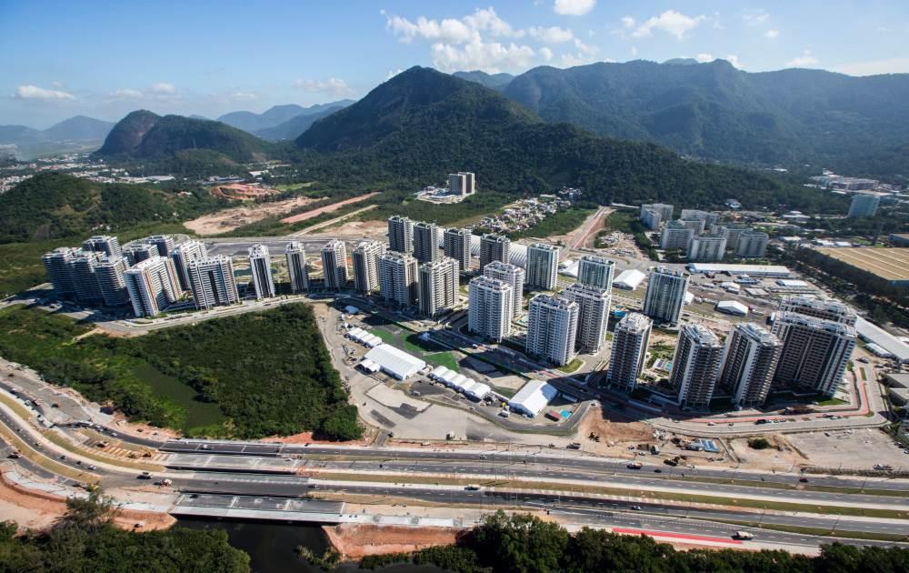 Vila Olímpica receberá até 17 mil pessoas durante os Jogos Olímpicos (Foto: Brasil2016.gov.br/Miriam Jeske/)