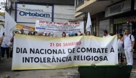 De acordo com o Disque 100 de Direitos Humanos, foram registradas 556 denúncias de intolerância religiosa em 2015Arquivo Agência Brasil