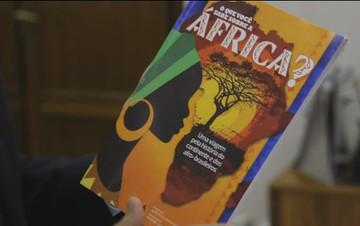 RESGATE:  Livro sobre a história da África chega à rede municipal de ensino de São Paulo
