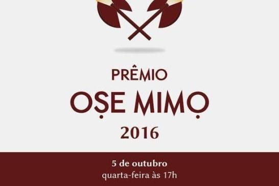 Prêmio Oṣe Mimọhomenageará asmaioreslideranças das Religiões de Matriz Africana do Rio