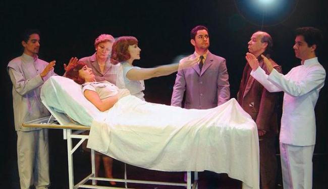 Divulgação Espetáculo é baseado em livro de 1968, psicografado por Chico Xavier
