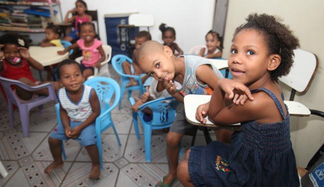No centenário Ilê Axé Opô Afonjá funcionam escola, creche e biblioteca Lúcio Távora | Ag. A TARDE