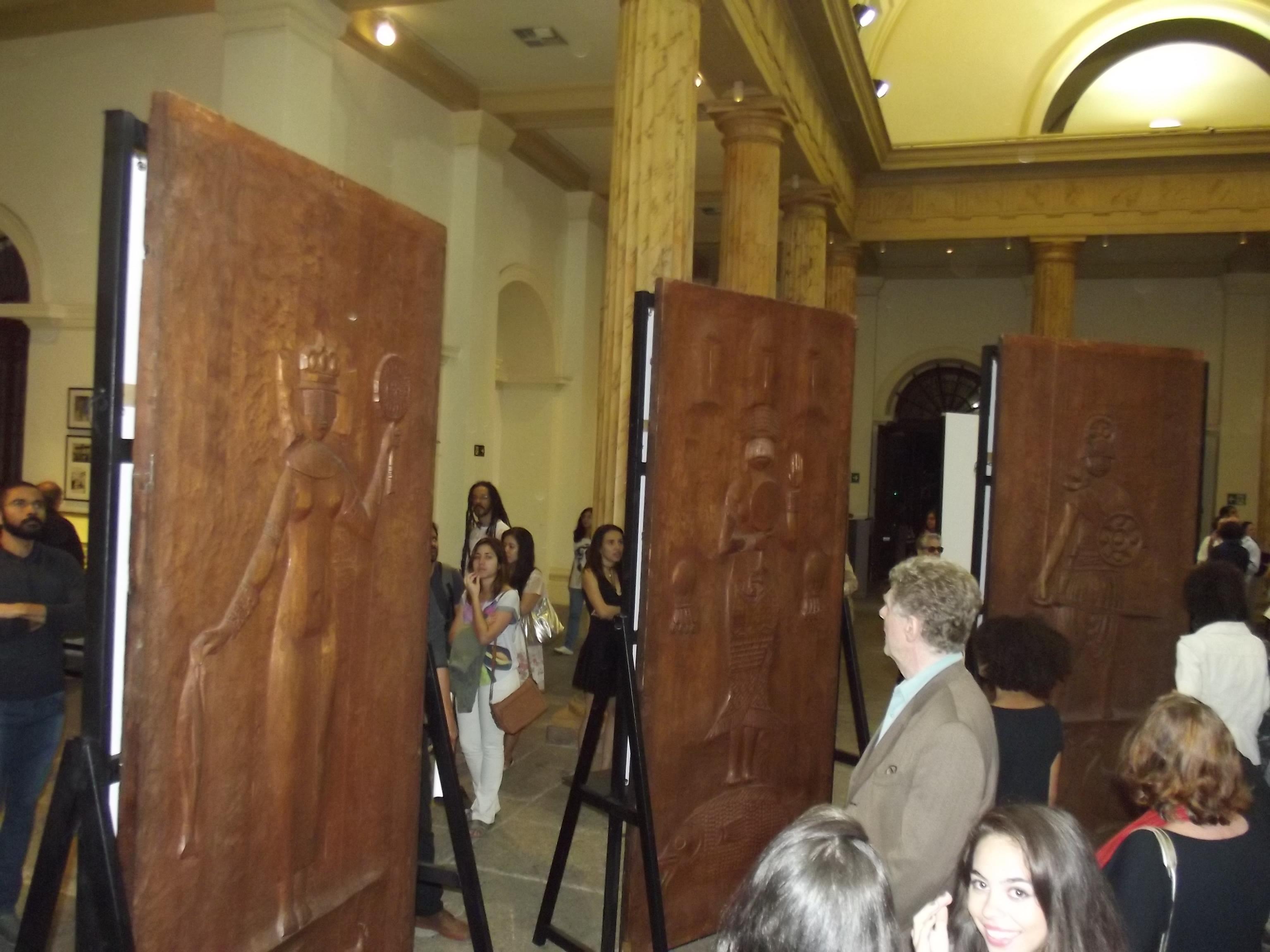 Casa França-Brasil abre exposição Orixás