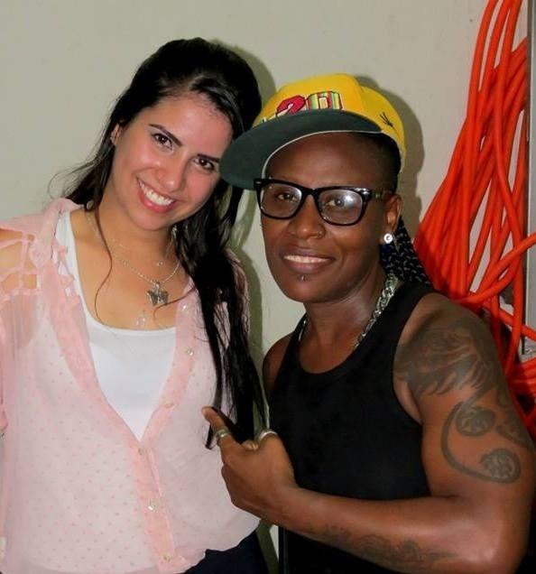 Foto de: Reprodução Neném é casada com a francana Thaís Baptista