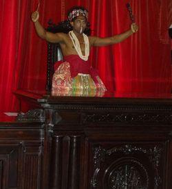 """Xangô"" ocupa cadeira de juiz no Tribunal de Justiça"