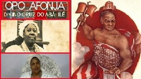 Segundo os mitos yorubás, Àfònjá foi um líder guerreiro da região de Ìlorin, na Nigéria.