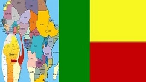 benin-mapa