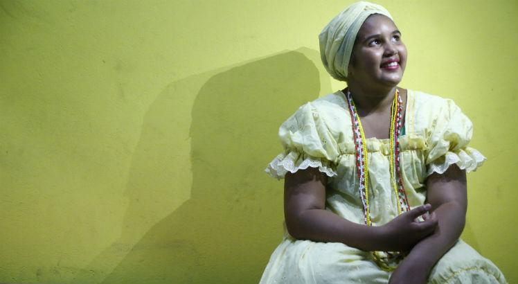 Para lembrar o Dia da Consciência Negra, Laura fala sobre luta contra o preconceito. Foto: Diego Nigro/JC Imagem