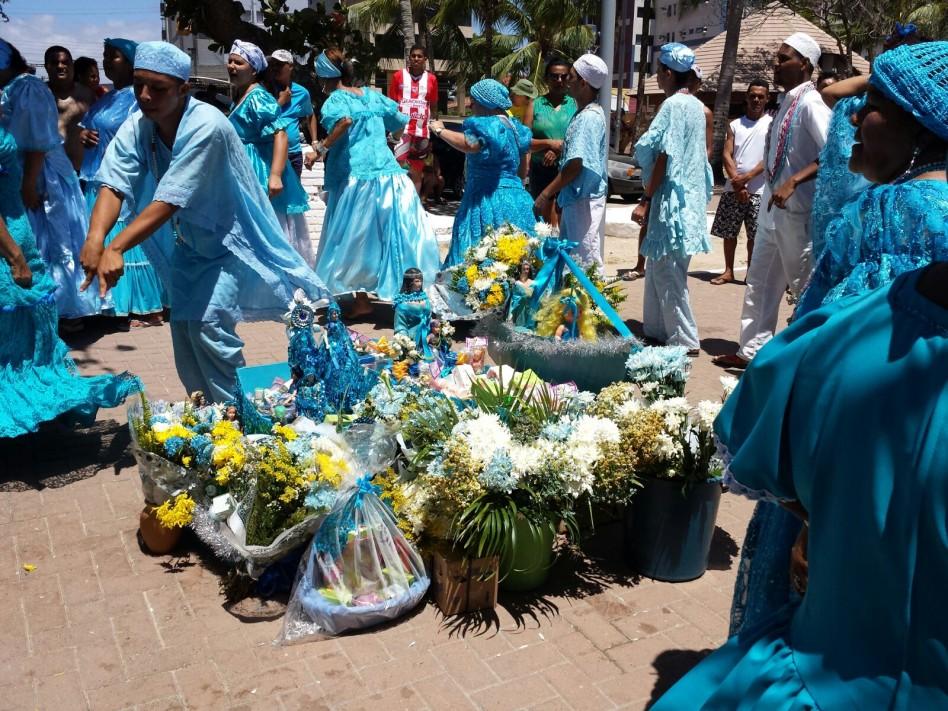 Subnotificação e negligência do poder público ferem religiões de matriz africana FOTO: LARISSA BASTOS