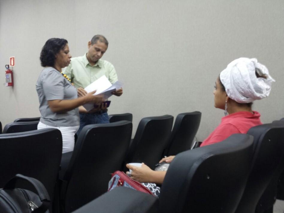 Promotor Flávio Gomes da Costa fala da subnotificação dos casos FOTO: PEDRO FERRO