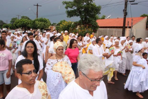 Tudo começou em 2014, quando o Presidente da FECAMS, Irbis Santos solicitou ao MPE investigação para apurar não-cumprimento de norma constitucional que garante imunidade tributária para templos de Umbanda e Candomblé / Assessoria