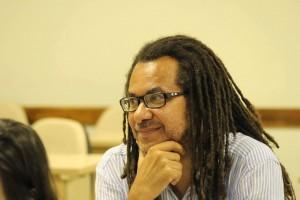Samuel Vida também atua como coordenador e pesquisador do Programa de Pesquisa e Extensão da UFBA sobre Direito e Relações Raciais. Foto: acervo pessoal