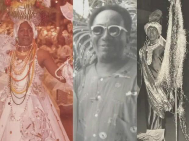 Jejé de Oyá foi carnavalesco e colunista social de Cuiabá (Foto: Reprodução/TVCA)