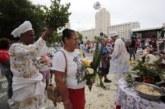 No Dia de São Jorge, um milhão de fiéis lota igrejas da cidade