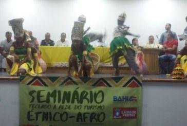 Lauro de Freitas recebe ação de incremento ao Turismo Étnico-Afro