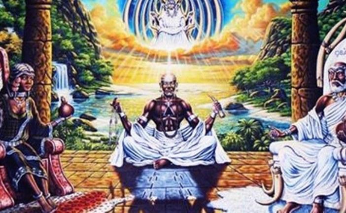 Ọ̀rúnmìlà comanda o astral da semana