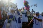 Padre defende lavagem das escadarias da Igreja por religiões afro após a polêmica