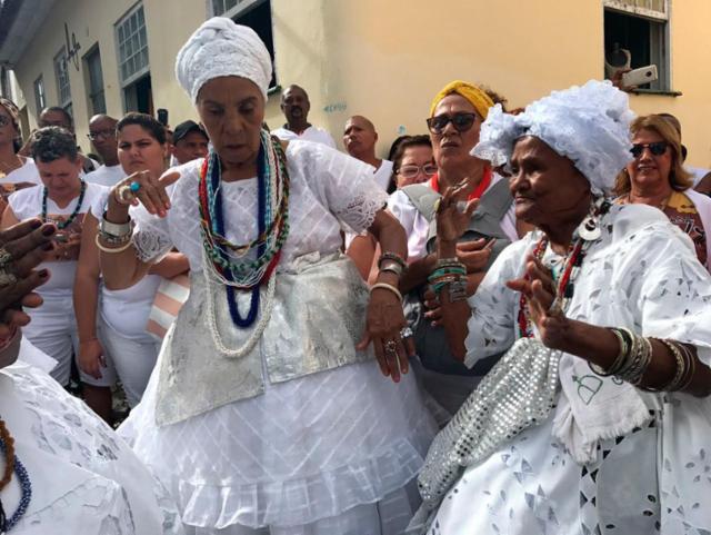 Religiosos celebram dia de São Roque com caminhada em Salvador