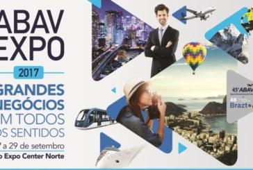 Turismo religioso é o tema do novo roteiro da SPTuris lançado na ABAV Expo