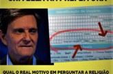 Mais uma vez, Crivella faz censo religioso na Prefeitura do Rio