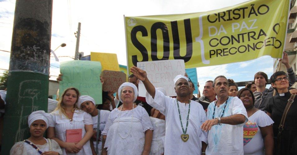 Os limites da intolerância religiosa no Rio de Janeiro, por Matê da Luz