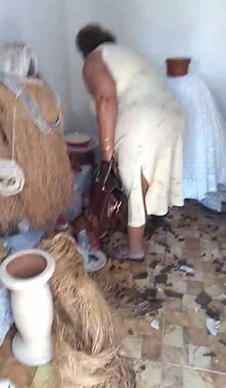 Pastor é indiciado por destruir imagens de um terreiro na Baixada Fluminense