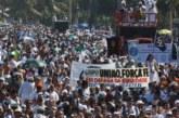 Caminhada defende liberdade religiosa em Copacabana