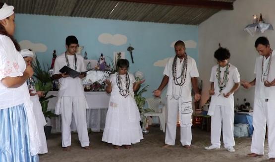 Intolerância religiosa: TERREIRO DE UMBANDA É ATACADO COM PEDRAS NA GRANDE NATAL