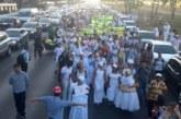 Grupos marcham na Esplanada dos Ministérios contra intolerância religiosa
