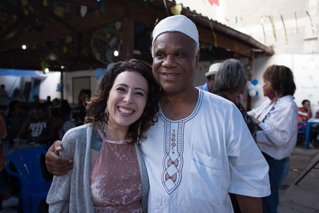 Prof. Dr. Babalawô Ivanir dos Santos ganha homenagem no Prêmio IBÍBÍO/Personalidade e comemora niver no Renascença