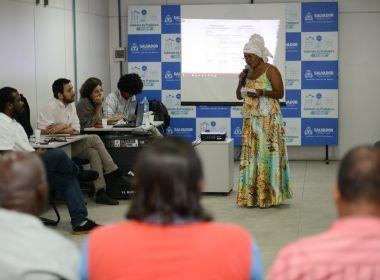 Comunidade discute projeto de implantação do Parque Pedra de Xangô