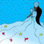 Português e italiana radicados na Alemanha escrevem livro infantil sobre deusa Iemanjá