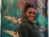 Conectando Bahia e África, Okwei Odili grava álbum recheado de fusões rítmicas | Foto: Carolina Santana | Divulgação