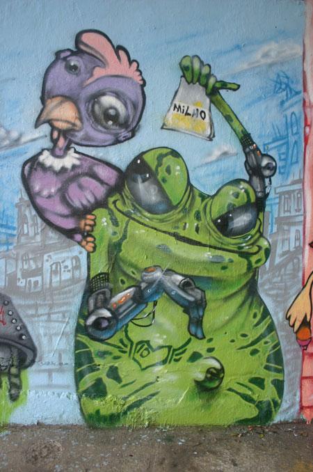 Livro sobre Grafite será lançado em terreiro de candomblé dia 16 de junho